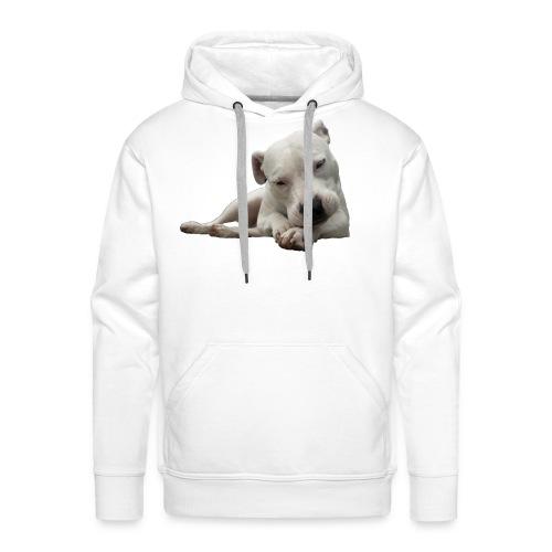Dogo Argentino - Männer Premium Hoodie