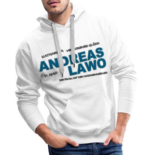 Andreas Lawo - Hits - Männer Premium Hoodie