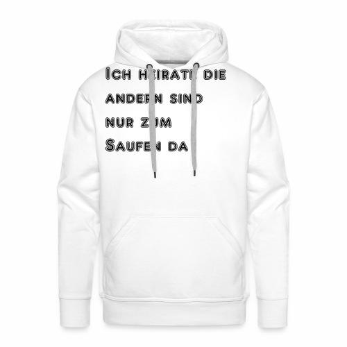 Spreadshirt - Männer Premium Hoodie
