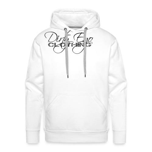 dirty ego clothing logo new - Men's Premium Hoodie