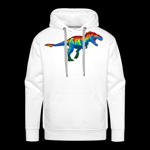 T-Rex - Men's Premium Hoodie