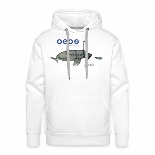 oeoo SeeKuh - Männer Premium Hoodie