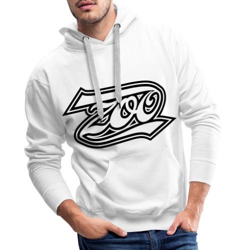 ZOO - Mannen Premium hoodie