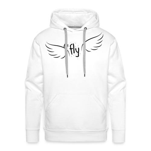 Be fly hoodie - Männer Premium Hoodie