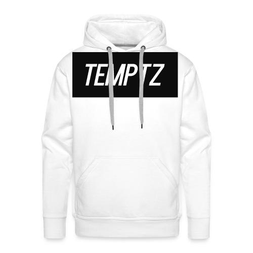 TempTz Orignial Hoodie Design - Men's Premium Hoodie