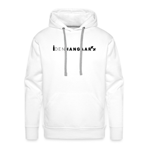 DenHANGAAR - Mannen Premium hoodie