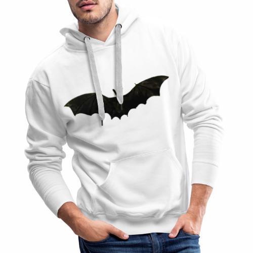 Fliegende Fledermaus - Männer Premium Hoodie