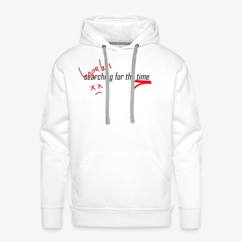 searching for the hopeless - Männer Premium Hoodie