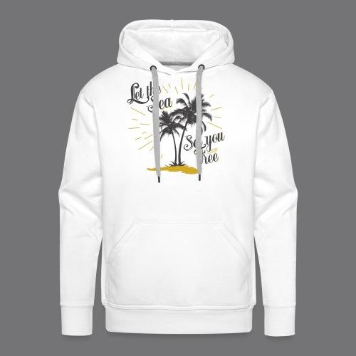LET THE SEA SET YOU FREE Tee Shirts - Men's Premium Hoodie