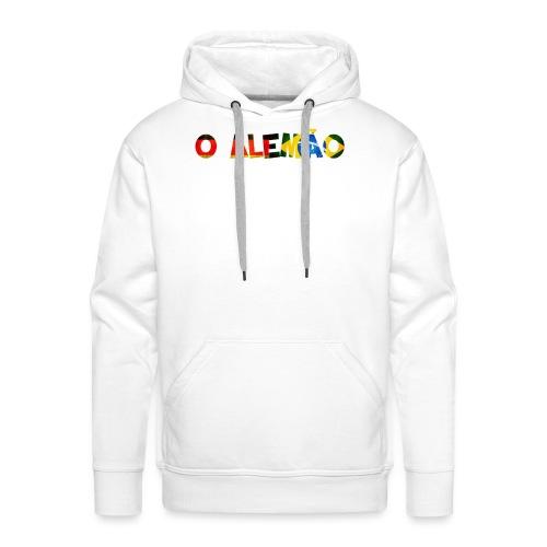 O ALEMAO - Männer Premium Hoodie