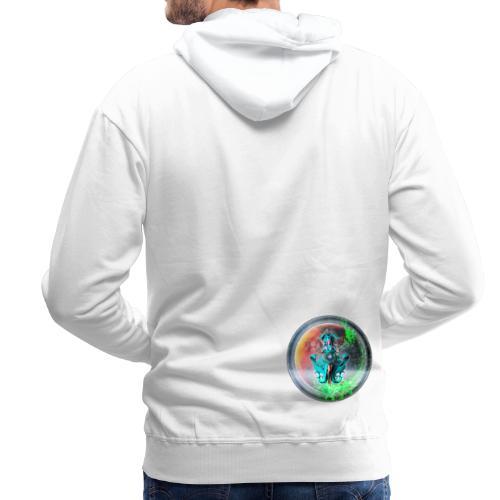 ABLASS Morning Light 2016 T SHIRT - Sweat-shirt à capuche Premium pour hommes