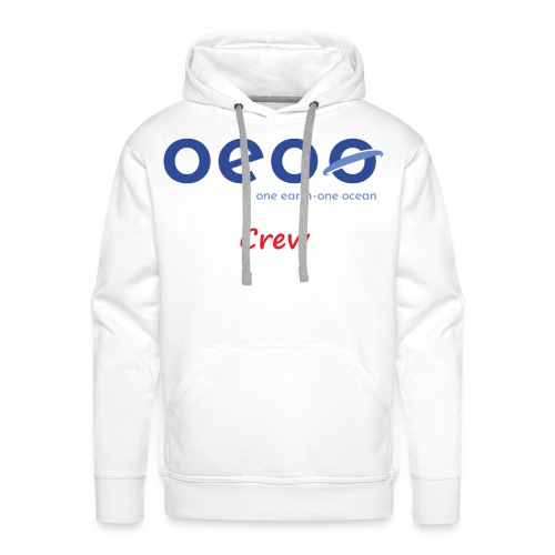 oeoo Crew - Männer Premium Hoodie