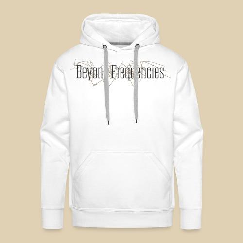 Beyond Frequencies - Classig Design - Männer Premium Hoodie