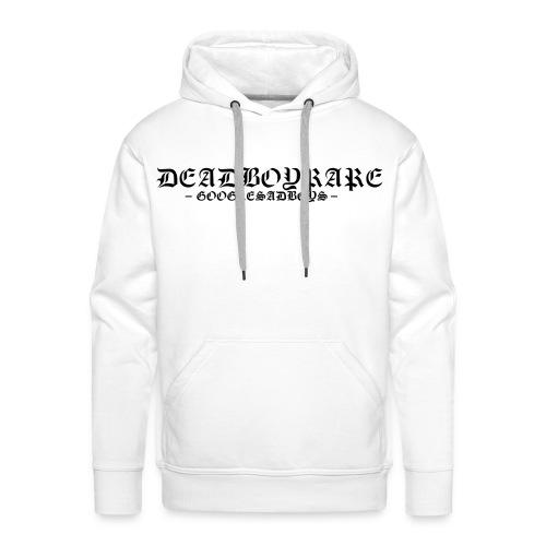 deadboyrare googlesadboys schwarz - Männer Premium Hoodie