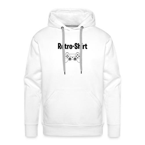 Design off 2 - Sweat-shirt à capuche Premium pour hommes