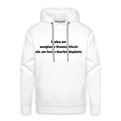 Wiena Wear - Männer Premium Hoodie