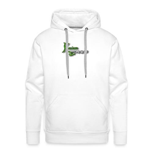 Kaslum Gaming Logo - Herre Premium hættetrøje