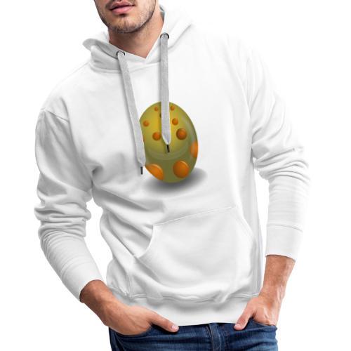 JeValide Académique - Sweat-shirt à capuche Premium pour hommes