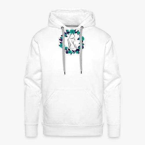 Sexy Rose's Women - Sweat-shirt à capuche Premium pour hommes