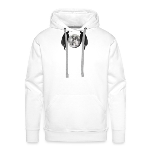 Haunted Company UK - Men's Premium Hoodie