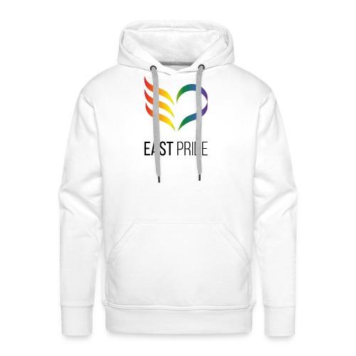 East Pride logotyp - Premiumluvtröja herr
