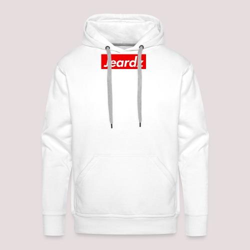 Jeardz Box Logo - Men's Premium Hoodie