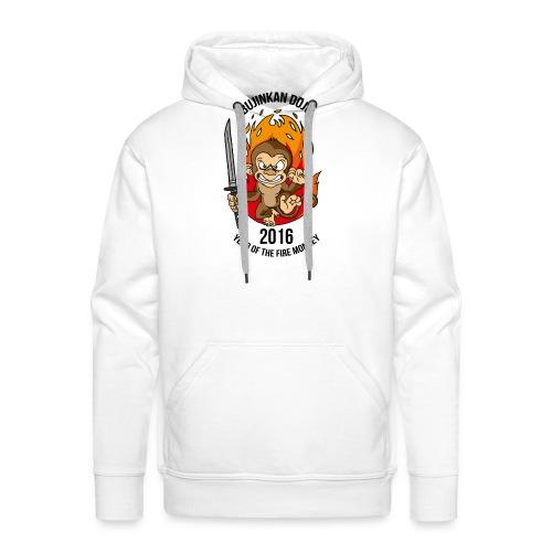 Fire monkey - Men's Premium Hoodie