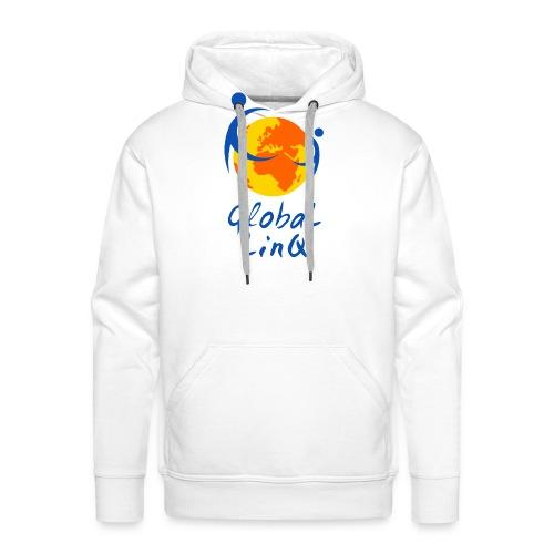 GL LOGO1t - Mannen Premium hoodie