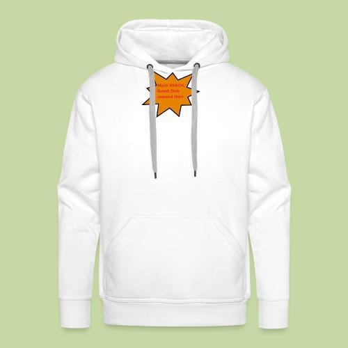Lustiges T-shirt - Männer Premium Hoodie