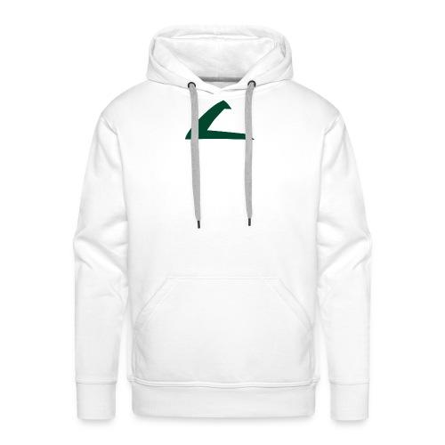 PKMN Cap Logo - Men's Premium Hoodie