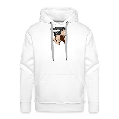 Viking - Sweat-shirt à capuche Premium pour hommes