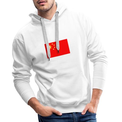Corona Virus Spezial-Bekleidung - Männer Premium Hoodie