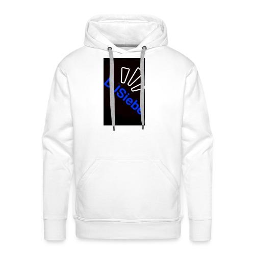 Dj Siebe original - Sweat-shirt à capuche Premium pour hommes
