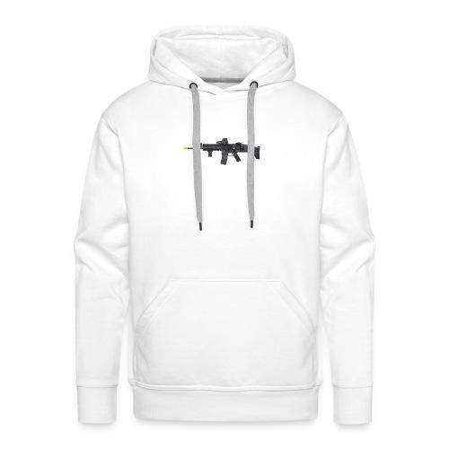 airsoft pull - Sweat-shirt à capuche Premium pour hommes