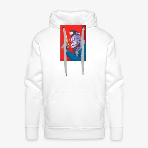 HolyShit - Sudadera con capucha premium para hombre