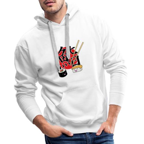 sushi - Mannen Premium hoodie