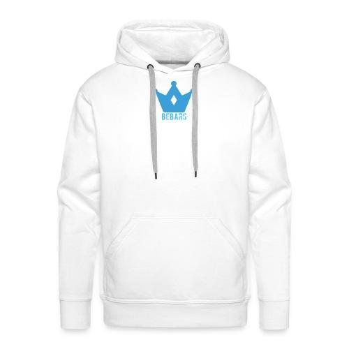 BEBARS - Sweat-shirt à capuche Premium pour hommes