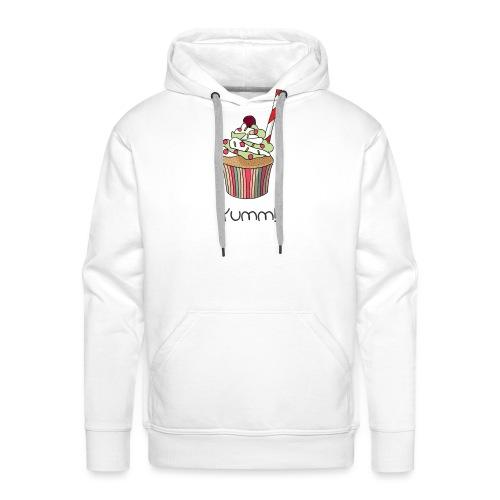 You are my yummy cupcake! - Men's Premium Hoodie