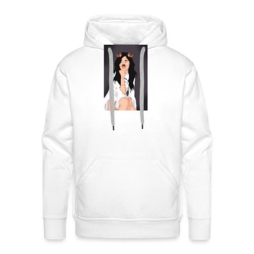 Camila - Men's Premium Hoodie