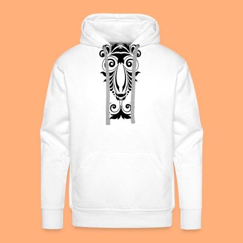 kaléïdoscope - Sweat-shirt à capuche Premium pour hommes