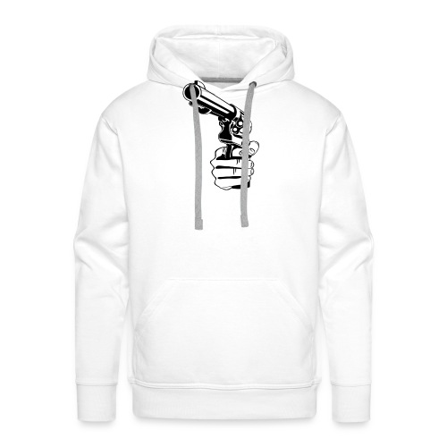 pray for you - Sweat-shirt à capuche Premium pour hommes