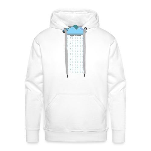 Nuage - Sweat-shirt à capuche Premium pour hommes