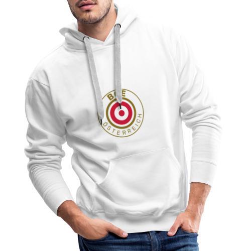 BGE in Österreich mit Fahne - Männer Premium Hoodie