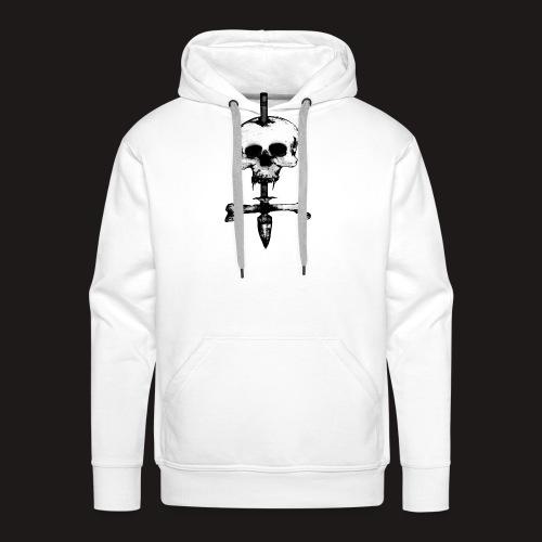 Skull Symbol - Männer Premium Hoodie