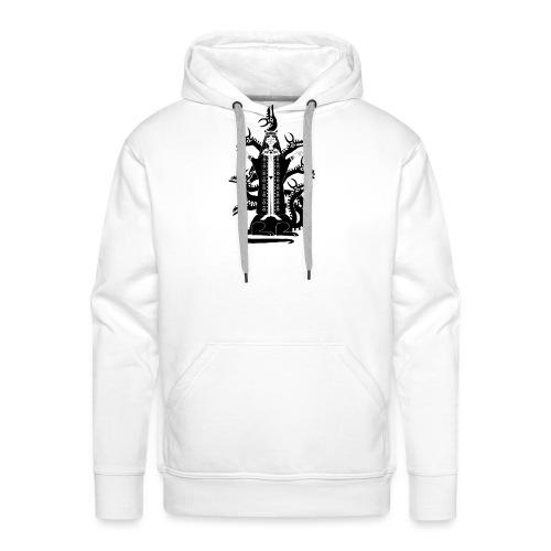 Babylone La grande - Sweat-shirt à capuche Premium pour hommes