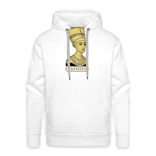 Nofretete I Königin von Ägypten - Männer Premium Hoodie