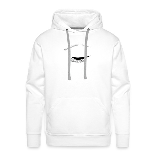 eye of beauty - Men's Premium Hoodie