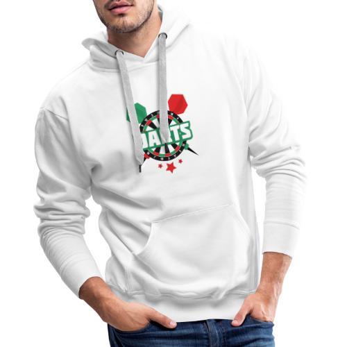 Darts - Mannen Premium hoodie