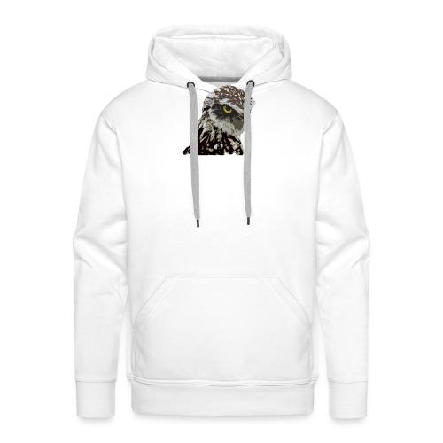 Hibou - Sweat-shirt à capuche Premium pour hommes