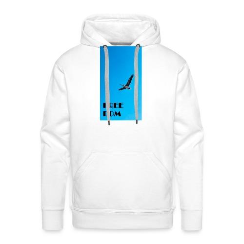 freedom - el pelicano - Männer Premium Hoodie